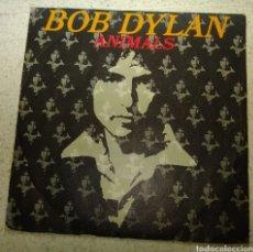 Discos de vinilo: BOB DYLAN - ANIMALS. Lote 180503786