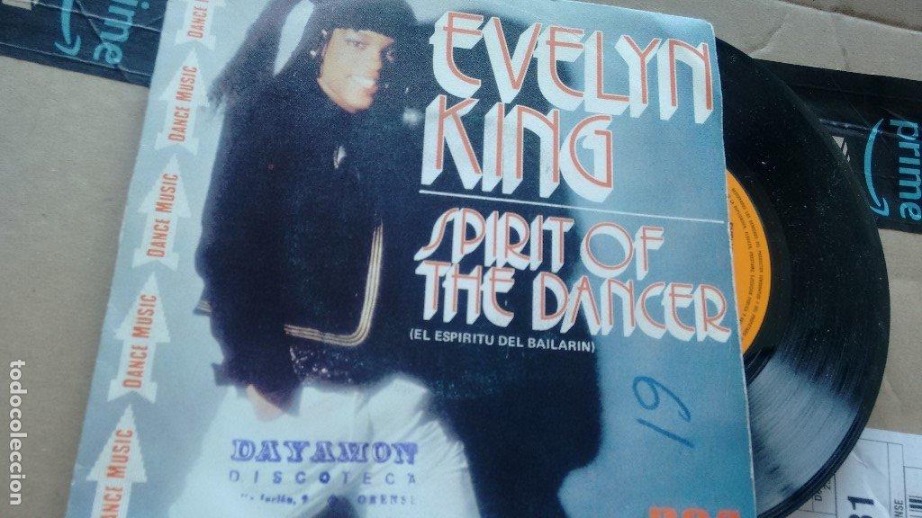 SINGLE ( VINILO) DE EVELYN KING AÑOS 80 (Música - Discos - Singles Vinilo - Funk, Soul y Black Music)