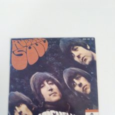 Discos de vinilo: THE BEATLES MICHELLE RUBBER SOUL + 3 ( 1965 ODEON FRANCE ) RUN FOR YOUR LIFE DRIVE MY CAR GIRL. Lote 180517307