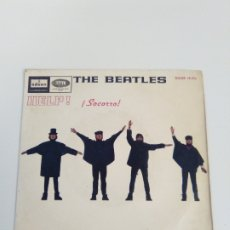 Discos de vinilo: THE BEATLES HELP THE NIGHT BEFORE YOURE GOING TO LOSE ANOTHER GIRL ( 1965 EMI ODEON ESPAÑA ). Lote 180517315