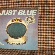 Discos de vinilo: SPACE – JUST BLUE / SECRET DREAMS,VOGUE – 45-1810, HISPAVOX – 45-1810, 1979.ESPAÑA. . Lote 180602215