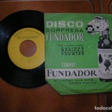 Discos de vinilo: DISCO DE FUNDADOR ,CALE SHERIDAN , Y LOU BARRY ,BILLY SLATER , NORMAN SANDY. Lote 180602840