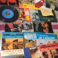 Discos de vinilo: LOTE DE DISCOS DE VINILO. Lote 180650158