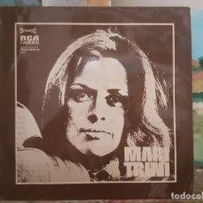 Discos de vinilo: *** MARI TRINI - GUITARRA (1ª ÁLBUM DE LA CANTAUTORA) - LP 1971 - LEER DESCRIPCIÓN. Lote 180801047