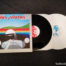 Discos de vinilo: LOS PILOTOS – LOS PILOTOS- VINILO INDIE POP ROCK 2011 DOBLE VINILO BLANCO - NEGRO . Lote 180848320