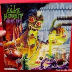 Discos de vinilo: LAAZ ROCKIT. ANNIHILATION PRINCIPLE. LP. VINILO. AÑO: 1989. ENIGMA RECORDS. . Lote 180856482
