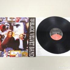 Discos de vinilo: JJ10- WHEN JUSTICE GAME THE BLACK VELVET BAND 1989 LP VIN POR VG ++ DIS NM. Lote 180858395