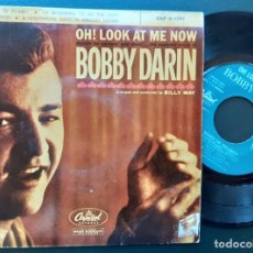 Discos de vinilo: BOBBY DARIN, ROSES OF PICARDY, BLUE SKIES +2. Lote 180861101