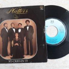 Discos de vinilo: PLATTERS .YO CREO EN TI .BELTER .. Lote 180861596