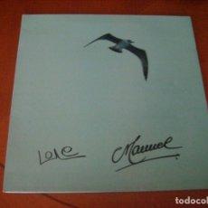 Discos de vinilo: LP : LOLE Y MANUEL / PORTADA DOBLE 1977 HOJA INTERIOE 1977 EX. Lote 180861705