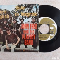 Discos de vinilo: JOHN FRED AND IS PLAYBOY BAND.1968. Lote 180862062
