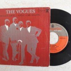Discos de vinilo: THE VOGUES.MI DULCE ÁNGEL.1968. Lote 180862740
