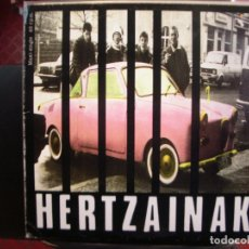 Discos de vinilo: HERTZAINAK- MAXISINGLE.. Lote 180865225