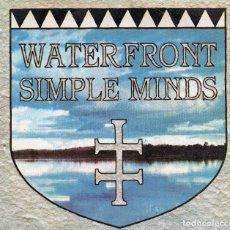 Discos de vinilo: ENVÍO CERTIFICADO - SINGLE SIMPLE MINDS - VIRGIN 1984 - ENVÍO MÍNIMO EN LOTES 5 €.. Lote 180868000