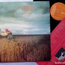 Discos de vinilo: DEPECHE MODE ABROKEN FRAMA - LP ESPAÑOL CON INSERTO 1982 - RCA / MUTE. Lote 180872623