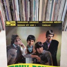 Discos de vinilo: TONY RONALD -EP- SUBMARINO AMARILLO + 3 SPAIN 1966. Lote 180874461