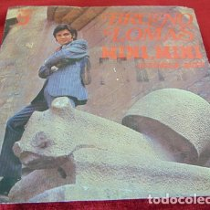 Discos de vinilo: BRUNO LOMAS - MINI MINI - SINGLE 1974. Lote 180876955