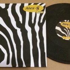 Discos de vinilo: ALEX-G / YEN-YE / MAXI-SINGLE 12 INCH. Lote 180878972