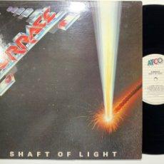 Discos de vinilo: DISCO LP VINILO AIRRACE SHAFT OF LIGHT DE 1984. Lote 180879051