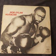 Discos de vinilo: BOB DYLAN...HURACAN. Lote 180880391