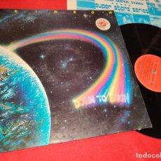 Discos de vinilo: RAINBOW DOWN TO EARTH LP 1979 POLYDOR SPAIN ESPAÑA. Lote 180881878