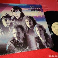 Discos de vinilo: SCORPIONS STILL LOVING YOU LP 1992 EMI SPAIN ESPAÑA. Lote 180882523