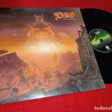 Discos de vinilo: DIO THE LAST IN LINE LP 1984 VERTIGO SPAIN ESPAÑA. Lote 180882823