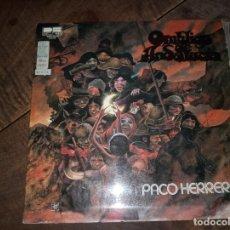 Discos de vinilo: FLAMENCO PACO HERRERA -OMBLIGO DE ANDALUCIA AÑO 1980. Lote 221435098