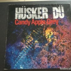 Discos de vinilo: HUSKER DU - CANDY APPLE GREY . Lote 180885231