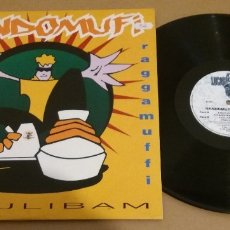 Discos de vinilo: NANDOMUFI / BABULIBAM / MAXI-SINGLE 12 INCH. Lote 180885807