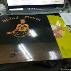 Discos de vinilo: BLIND MELON LP REEDICION NUMERADA VINILO AMARILLO 2014. Lote 180887288
