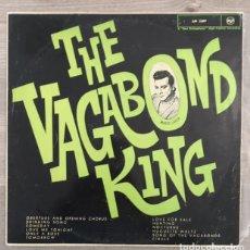 Discos de vinilo: MARIO LANZA - THE VAGABOND KING . Lote 180890718