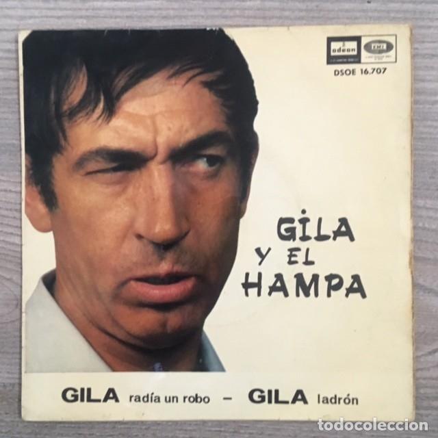 GILA Y EL HAMPA - 1966 (Música - Discos - Singles Vinilo - Bandas Sonoras y Actores)