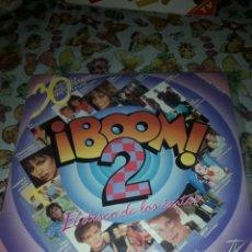 Discos de vinilo: DOBLE LP BOOM 2. VARIOS ARTISTAS.. Lote 180893035