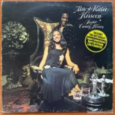 Discos de vinilo: MAC & KATIE KISSOON // SUGAR CANDY KISSES // UK STATE RECORDS. Lote 180894190