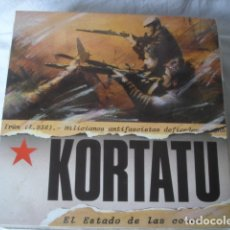 Disques de vinyle: KORTATU EL ESTADO DE LAS COSAS. Lote 180894855