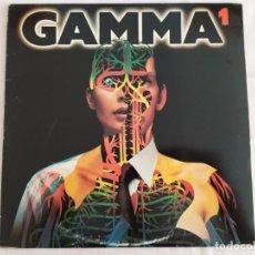 Discos de vinilo: GAMMA – GAMMA 1. Lote 180897797