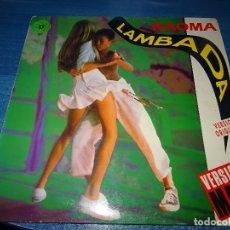 Discos de vinilo: VINILO LAMBADA .MAXI SINGLE. Lote 180902243