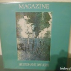 Discos de vinilo: MAGAZINE - SECONDHAND DAYLIGHT. Lote 180902898