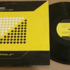 Discos de vinilo: K HAND / THE PROJECT EP / MAXI-SINGLE 12 INCH. Lote 180910197