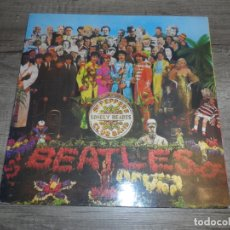 Discos de vinilo: THE BEATLES - SERGEANT PEPPERS LONELY HEARTS CLUB BAND (SPAIN 1967) (LABEL GRIS). Lote 180911337