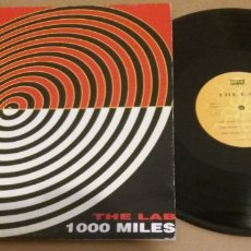 Discos de vinilo: THE LAB / 1000 MILES / MAXI-SINGLE 12 INCH. Lote 180916962