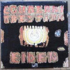 Discos de vinilo: EGUBERRI ABESTIAK. ZAFIRO ZL- 197. ESPAÑA, 1976. GATEFOLD. FUNDA VG++, DISCO VG++.. Lote 180921745