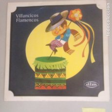 Discos de vinilo: VILLANCICOS FLAMENCOS. Lote 180939932
