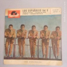 Discos de vinilo: LO ESPAÑOLES. Lote 180939985