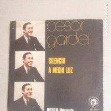 Discos de vinilo: CÉSAR GARDEL. Lote 180942255