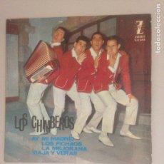 Dischi in vinile: LOS CHIMBEROS. Lote 180943406