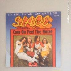 Discos de vinilo: SLADE. Lote 180943508