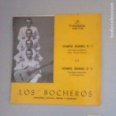 Discos de vinilo: LOS BOCHEROS. Lote 180943858