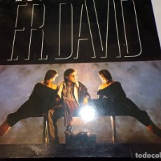 Discos de vinilo: F.R. DAVID REFLECTIONS. Lote 180944843